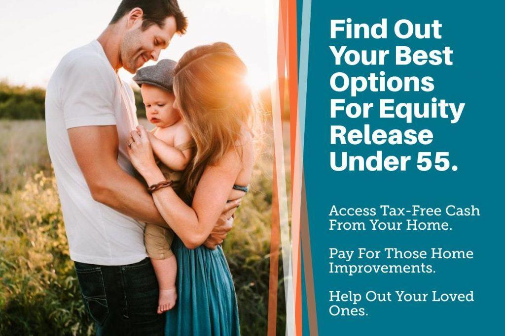 equity release under 55